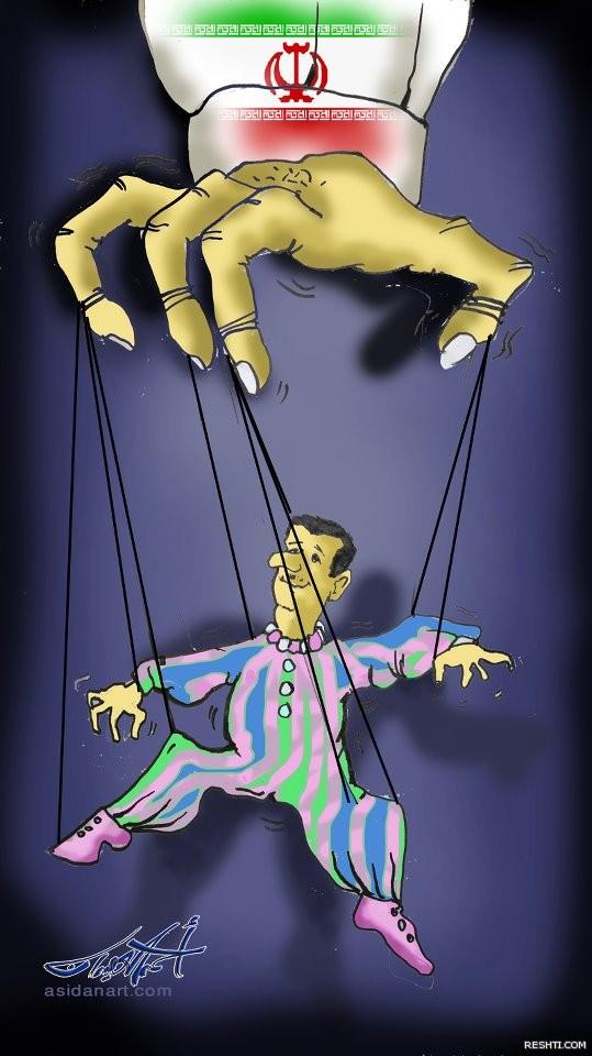 الفنان التشكيلي / أحمد العصيدان ( فن كاريكاتير )