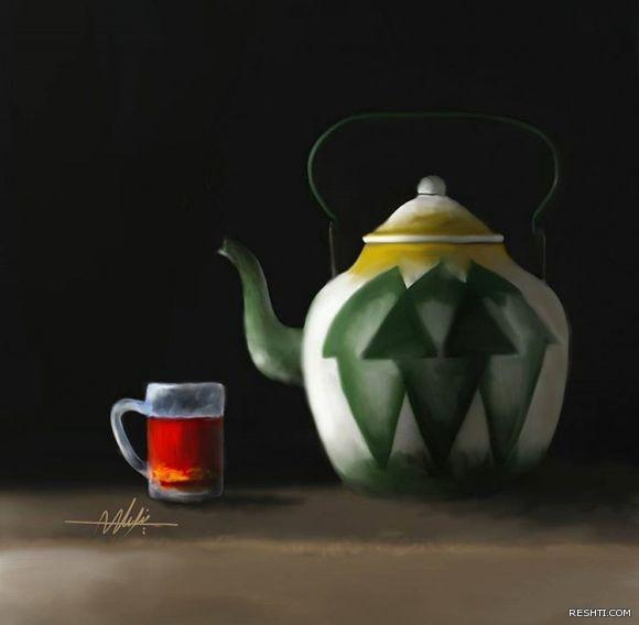 الفنان التشكيلي / فيصل ظافر ال عامر