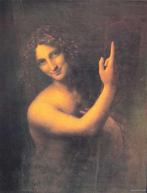 لوحة للفنان ليوناردو دا فينشي - ريشتي reshti.com4