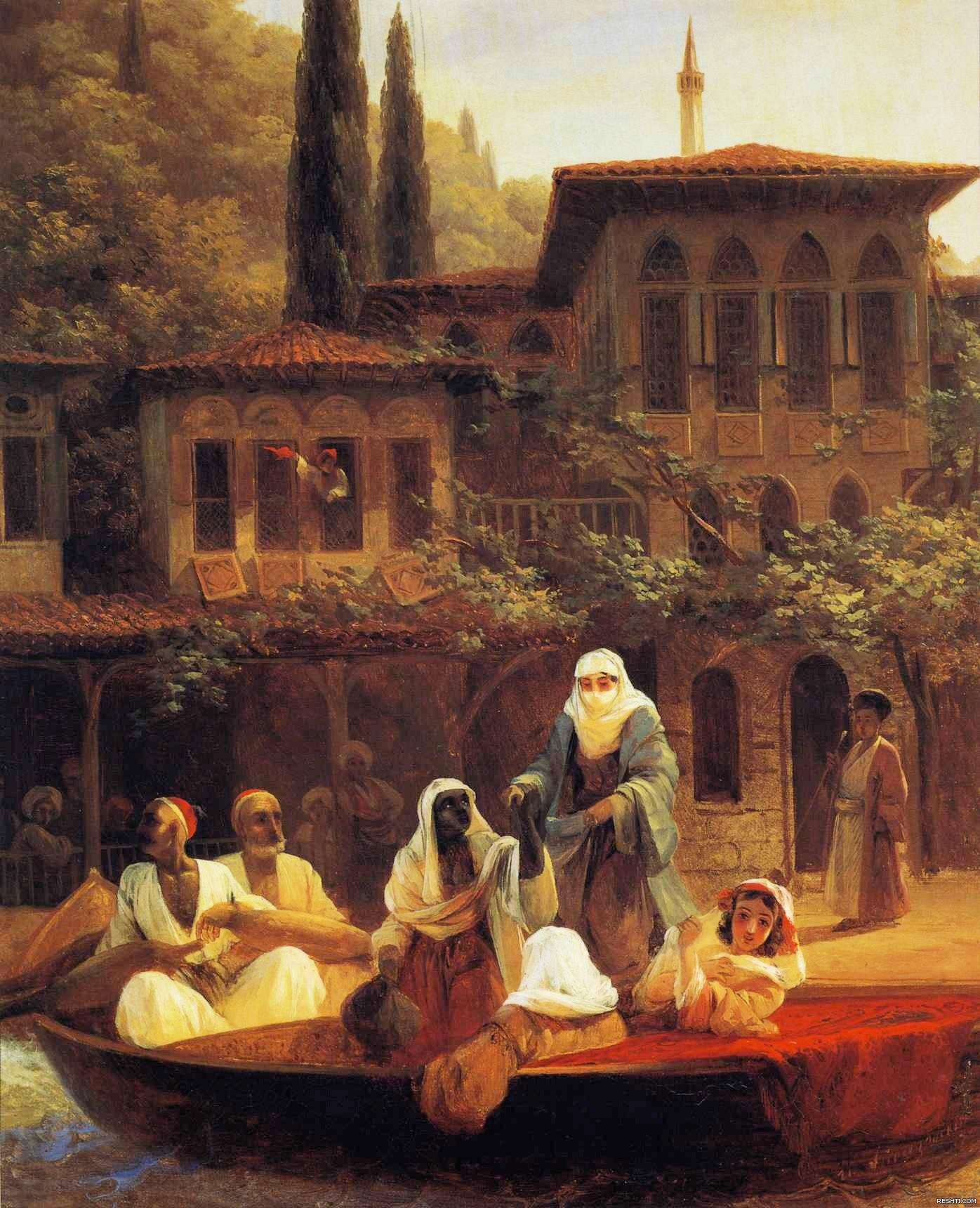 Ivan Aivazovsky (1817-1900)