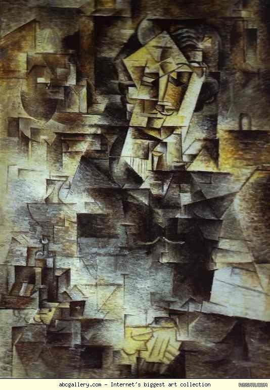 لوحة للفنان بابلو بيكاسو - ريشتي reshti.com2