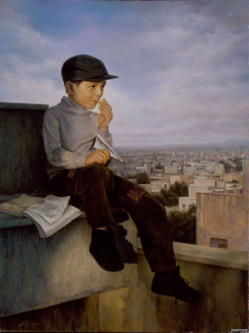 Iman Maleki (Born on 1976)