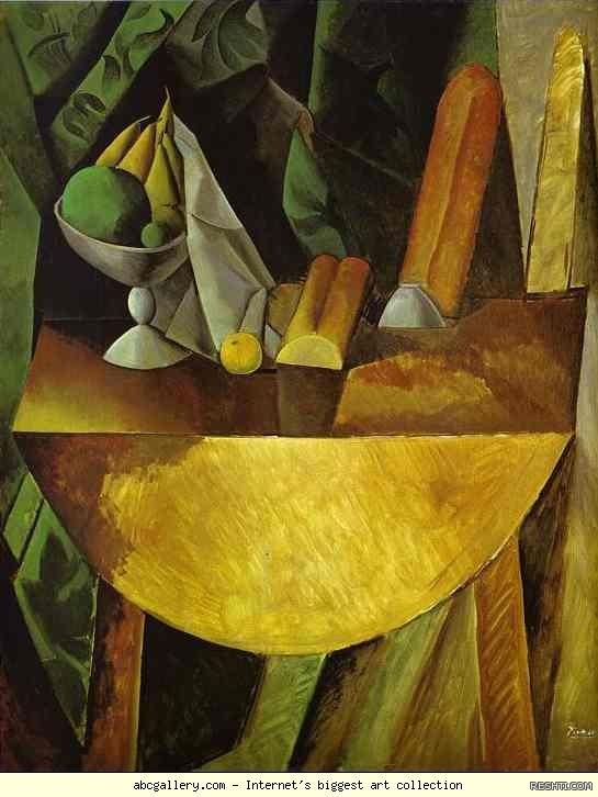 لوحة للفنان بابلو بيكاسو - ريشتي reshti.com6