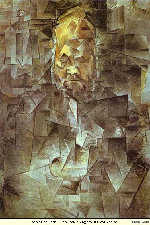لوحة للفنان بابلو بيكاسو - ريشتي reshti.com7