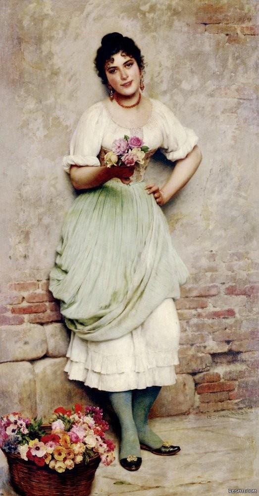 Eugen von Blaas (1843 – 1932)
