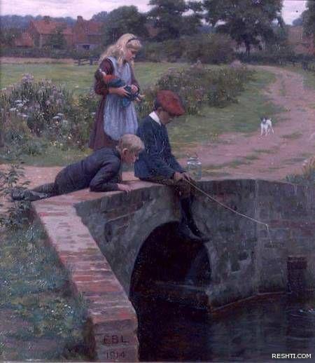 Edmund Blair Leighton (1852-1922)