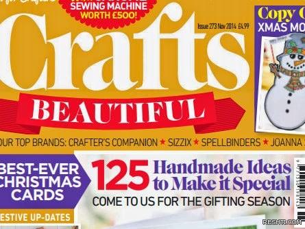 مجلة : Crafts Beautiful - February 2007 Vol.14 issue 273