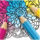 ColorMe - كتاب تلوين للكبار